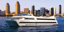 Hornblower Cruises in San Diego Harbor