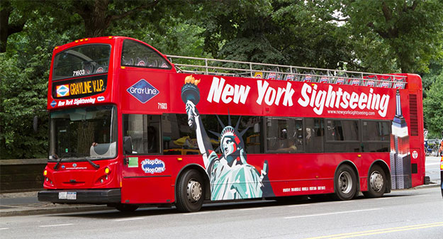 BEST HOP-ON-HOP-OFF NEW YORK BUS TOURS. Traditional hop-on-hop-off bus companies provide transport to major sites all over the city, which can be appealing if the New York .