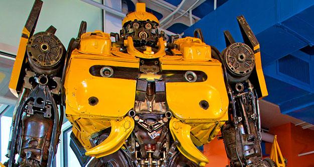 Ripleys Believe It Or Not Robot