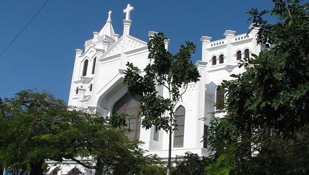 Key West St Paul's Church