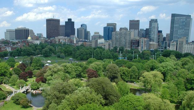 Boston in the Summer Trusted Tours