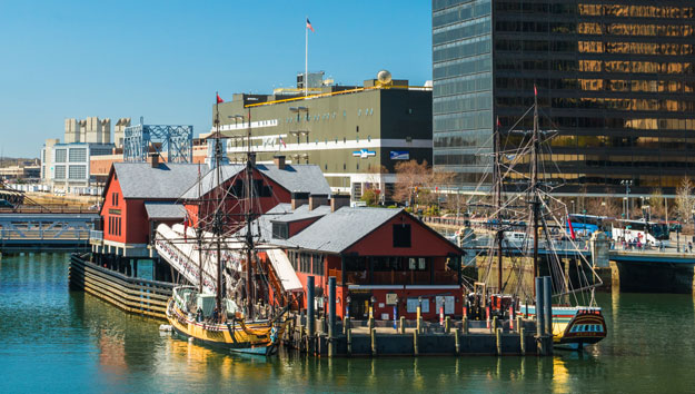 Boston Tea Party Ships & Museum TrusTed Tours