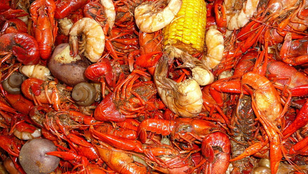 New Orleans Cuisine Crawfish