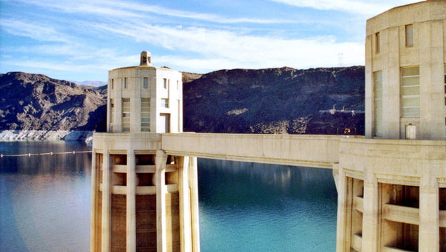 Hoover Dam and Lake Mead, Nevada