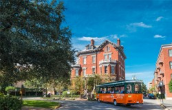 Kehoe House Trolley Tour Savannah