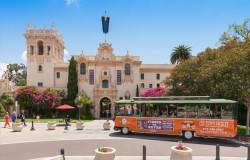 San Diego Trolley Tours Balboa Park