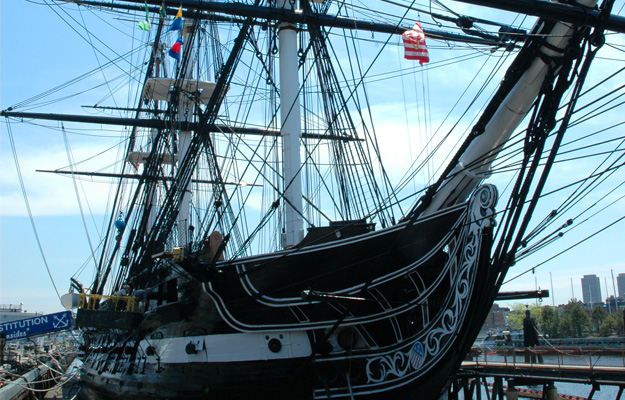 Boston USS Constitution