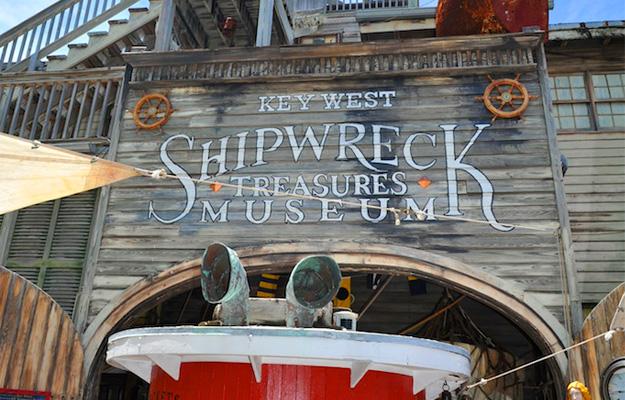 Key West Shipwreck