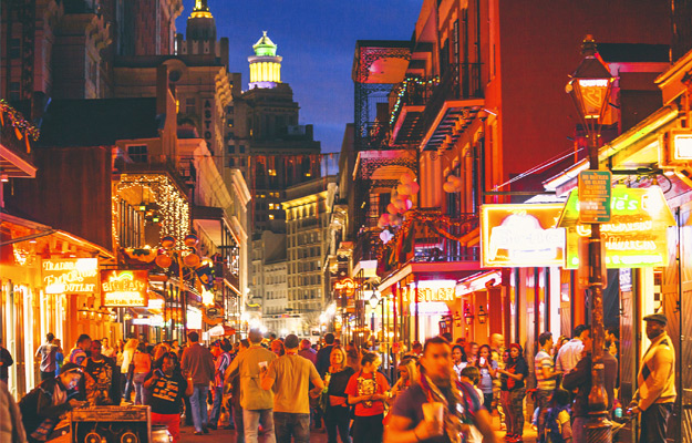 French Quarter Night Life