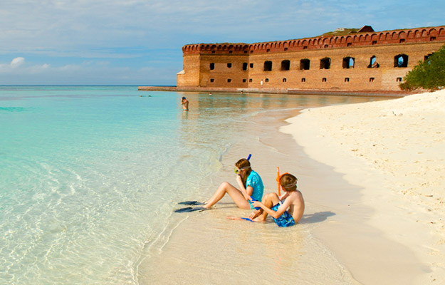 Dry Tortugas Beaches