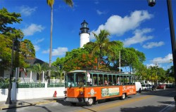 Old Town Trolley Key West Lighthouse