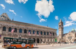 Boston Public Library Trolley Tours