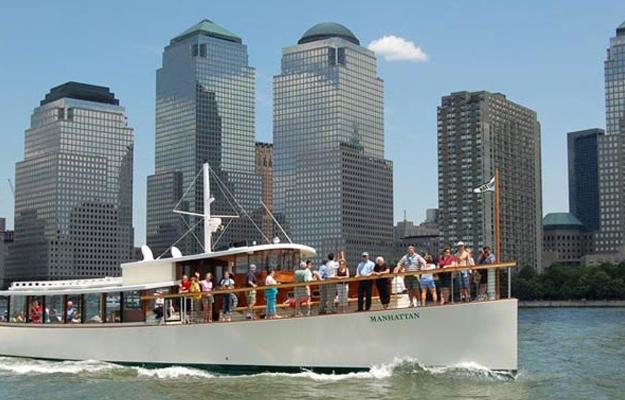 Brunch Cruise aboard Luxury Yacht Manhattan