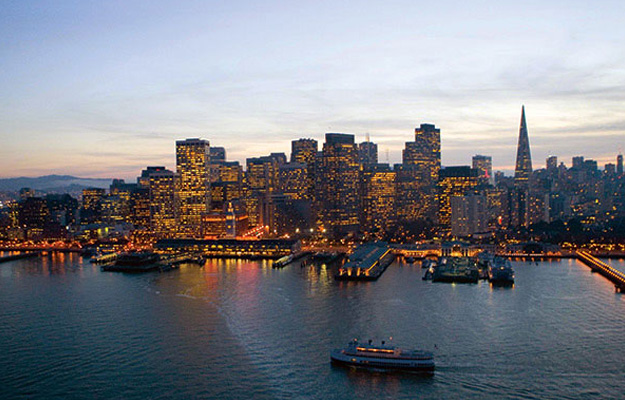 San Francisco Bay Midweek Dinner Cruise
