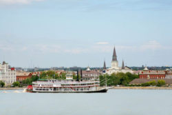 New Orleans Steamboat Natchez Lunch Cruise