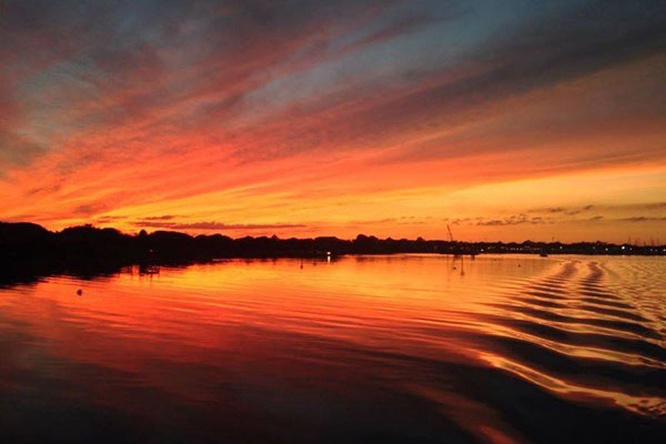 St. Augustine Romantic Sunset Cruise