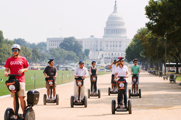 Photo of National Mall Segway Tour