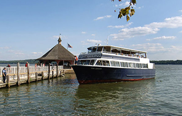 National Harbor - Mount Vernon by Water Cruise-Weekday