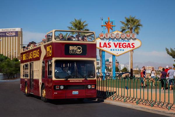 Big Bus Tours Las Vegas