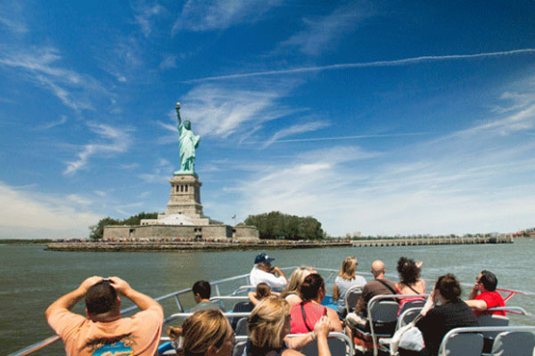 Discover NY Guided Day Tour